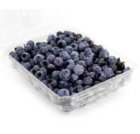 Organic Blueberries, Half-Pint