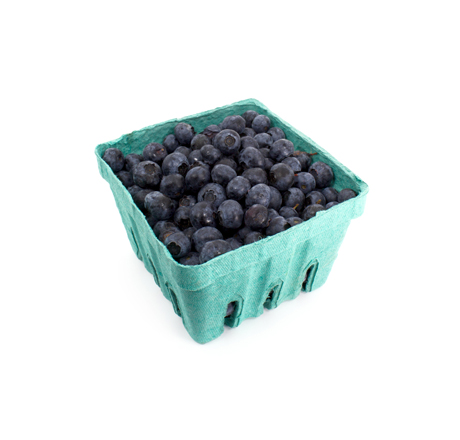 Local Organic Blueberries