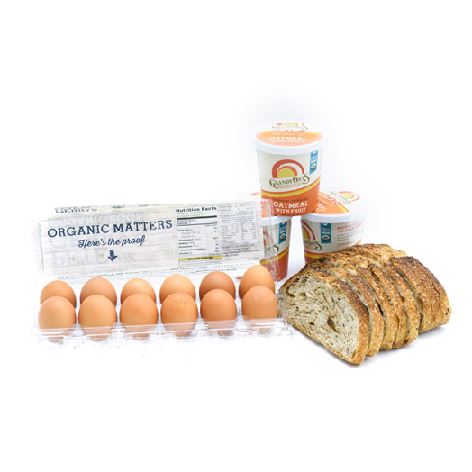 Organic Meal Kit - Breakfast