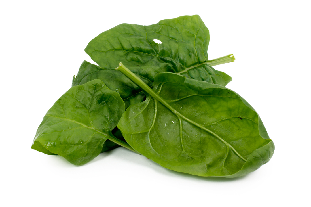 Local Organic Spinach