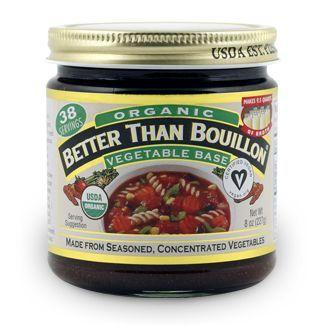 Better Than Bouillon Organic Seasoned Vegetable Base