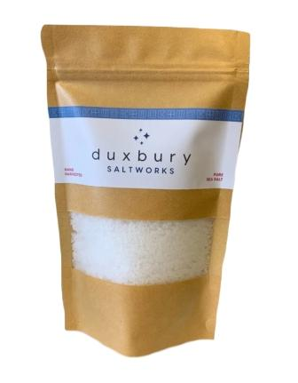 Duxbury Saltworks Classic Sea Salt Kraft Bag