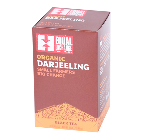 Equal Exchange Organic Darjeeling Tea