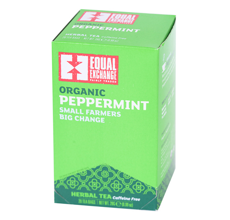 Equal Exchange Organic Peppermint Tea