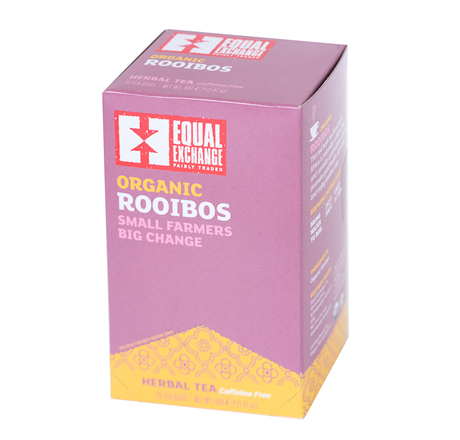 Equal Exchange Organic Rooibos Tea