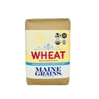 Maine Grains Organic Sifted Wheat Flour