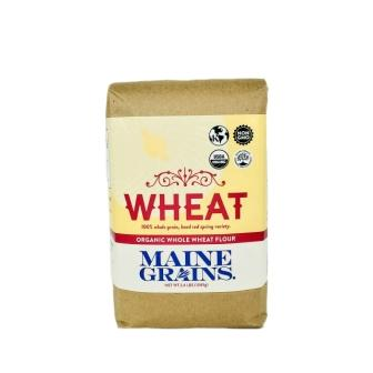 Maine Grains Organic Whole Wheat Flour