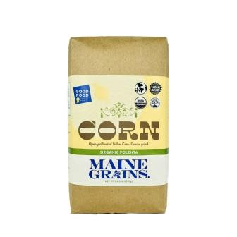 Maine Grains Organic Polenta