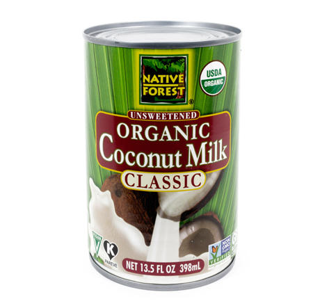 Native Forest Organic Unsweetened Coconut Milk