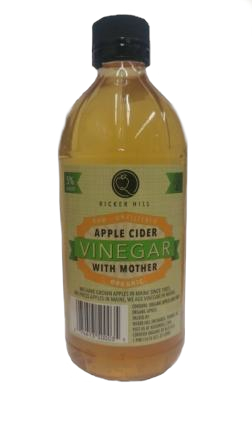 Ricker Hill Orchards Organic Raw Apple Cider Vinegar