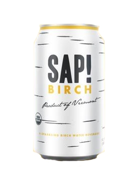 Sap! Organic Birch Sap Sparkling Water