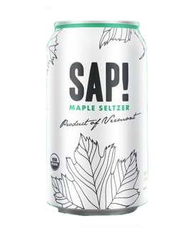 Sap! Organic Maple Sap Seltzer