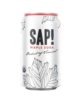 Sap! Organic Maple Sap Soda