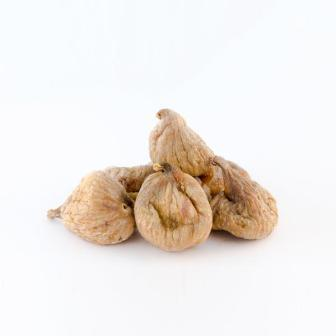 Organic Dried White Turkish Figs