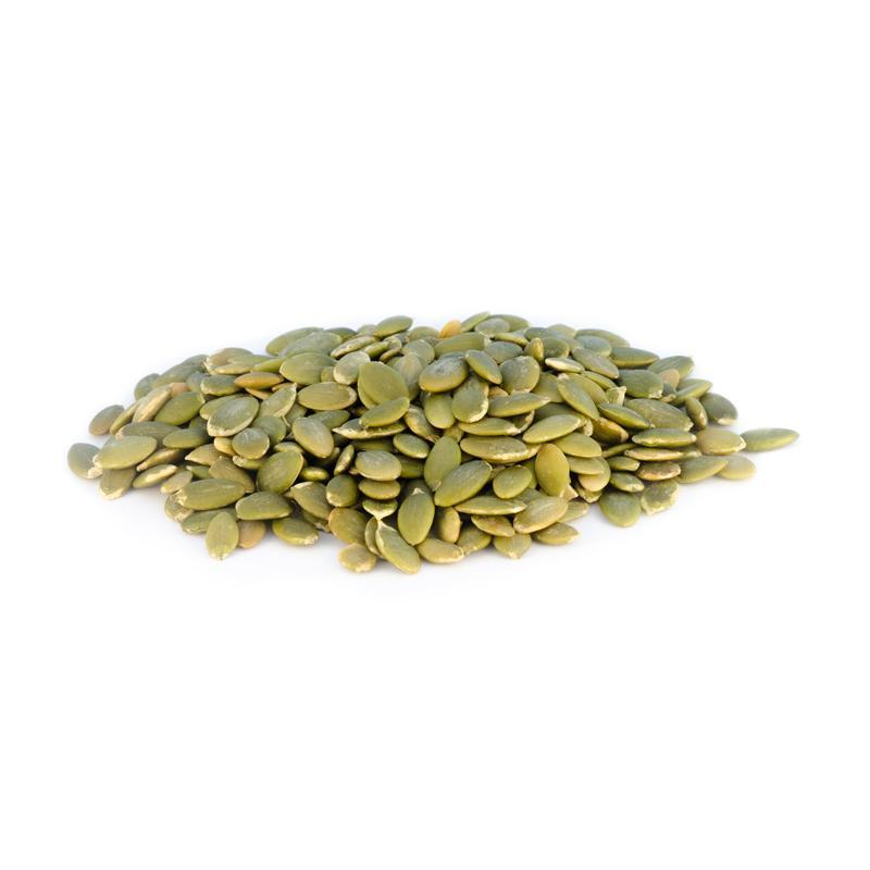 Organic Roasted Unsalted Pumpkin Seeds