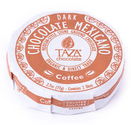 Taza Chocolate Organic Mexicano Disc Coffee