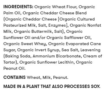 Ingredient Information