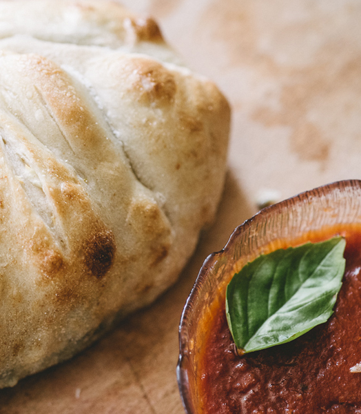 Stromboli Three Ways