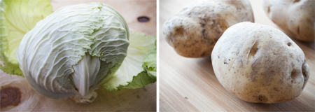 Traditional Irish Cabbage and Potatoes (Colcannon)